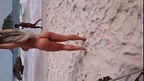 Mulher Melão na Praia de Abricó sem Tarja 2 min