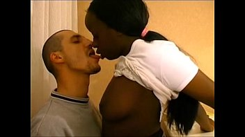 French Black Teen Pussy Drippin'