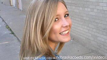 fucking amazing hot blonde girlfriend being filmed by ex boyfriend