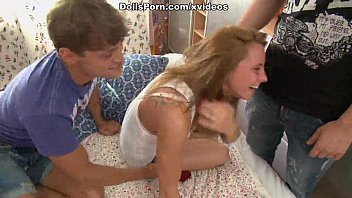 Crazy group sex party movie scene 2
