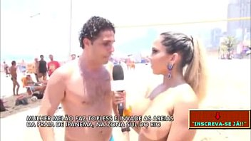 Entrevista - Mulher Melão de Toplles 54 sec