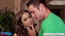 Young Presley Hart gets pussy fucked and cummed