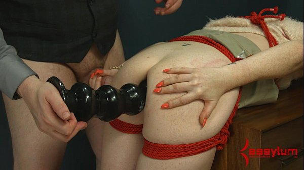 Assmouth 2: anal pain and destruction for skinny masochist
