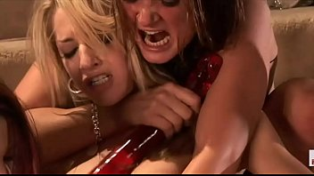 Lust and wet pussies getting fucked hard during slut initiation