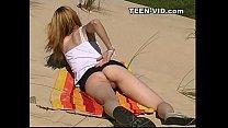 teen nudist at beach 6 min