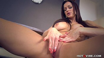 Busty Mom Craves her Sex Toys 9 min