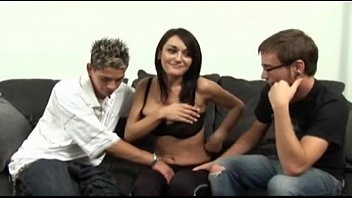 Sami Scott Picked Up from Dr. Office and fucked by Phat Zane and Homie