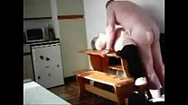 Mom and daddy having fun home alones caught by hidden cam