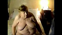 Having fun with my old maid for extra money. Amateur older