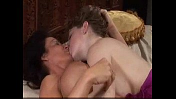 mature woman a young woman teaches the art of lesbian sex