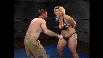 Amazon Gina Body Slammin Bitch Beats Up Alex 23 min