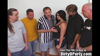 Teen Girl Group Sex After Party With Dirty D