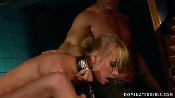 Bondage BDSM submissive girl fucking 40 min