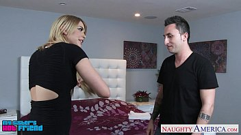 Small titted babe Abby Pradise gets fucked