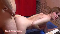 Fingering, oral and hard fuck with redhead amateur girl