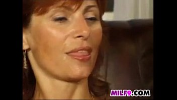 Mature Woman Double Penetrated In A Threeway