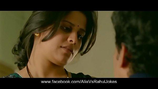 Desi Aunty (Bhabhi) Having Sex With Boy 2 min