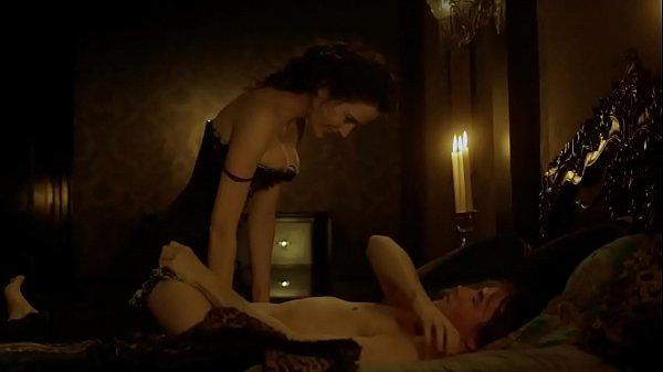 Eva Green - Penny Dreadful  Explicit Sex Scenes