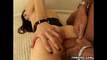Sasha Grey's Raw Anal Drilling 8 min