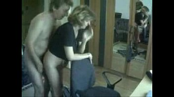 Mommy and daddy caught having fun by hidden cam 4 min