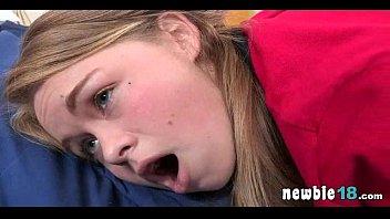 Creampie Blonde Teen Madison Chandler
