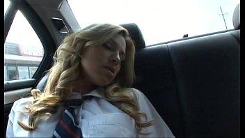 Nikki Flame schoolgirl