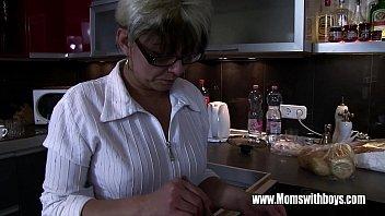 Mature Stepmom Comforting A Broken Hearted Stepson 12 min