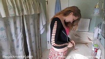 Sister Masturbate While Brother Are In Shower 14 min