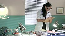 Doctor Treat With Sex Horny Wild Patient movie-26