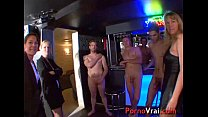 Orgy in the basement of a house! French amateur 20 min