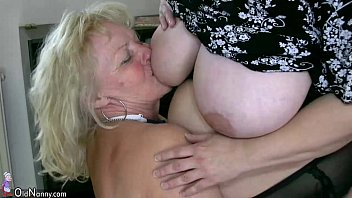 OldNanny Sexy chubby mature and bbw granny 8 min