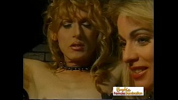 Crossdresser Captured And Dominated By Three Mistresses 14 min