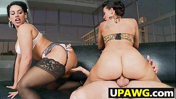 Pornstars with huge asses Rachel Starr and Bella Reese