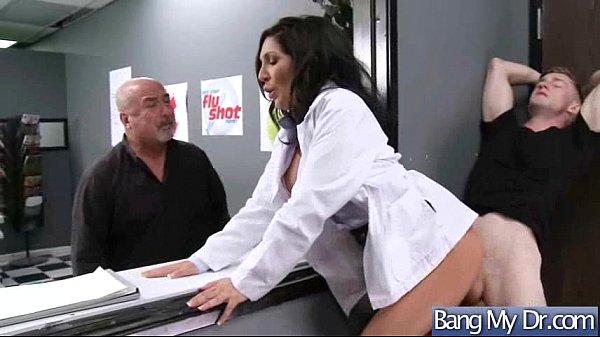 Sex Adventure Between Patient And Doctor video-21