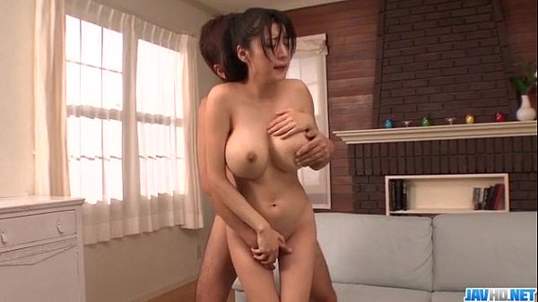 Miho Ichiki likes having cock inside her puffy vagina