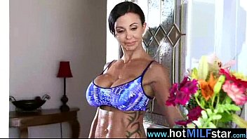 (jewels jade) Mature Slut Lady Ride Monster Dick video-16