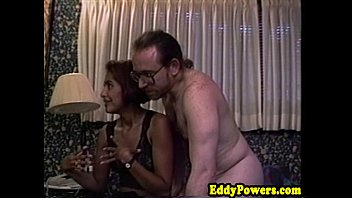 Vintage amateur fucked in first sextape 12 min