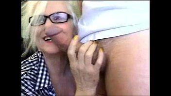 Sexy Foot School Teacher Sucks Dick 12 min