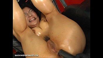 Extreme Japanese Device Bondage Sex