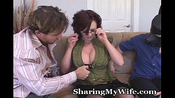 Wife Puts Hubby In His Space 5 min