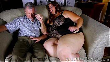 Super sexy big beautiful woman enjoys a hard fucking