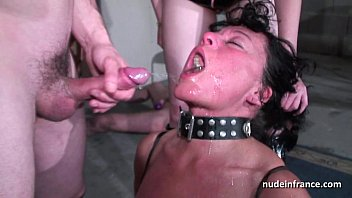 Amateur french couples in sex slaves action hard analyzed in bdsm 42 min
