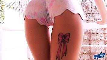 Ass Perfection Teen AssHole Slip. Thigh Gap. Puffy Nipples 59 sec