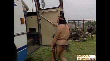 Hairy native American mature woman 13 min