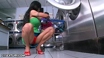 Do me first the laundry can wait!