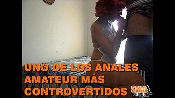 Sexo Amateur: Su primer anal 43 sec