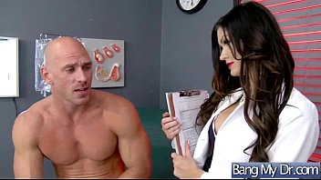 Horny Patient (kendall karson) Bang With Doctor In Hard Style Scene vid-19