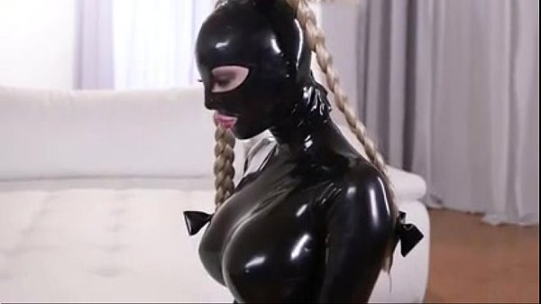 Latex slave lesbian punishment P2 - myfuckingwebcam.com 12 min