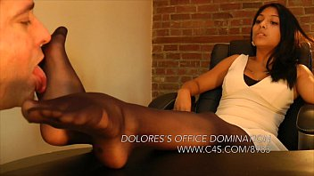 Dolores's Office Domination - www.clips4sale.com/8983/15438335