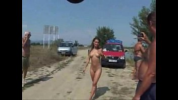 Public nude and piss blonde teen 01 28 min